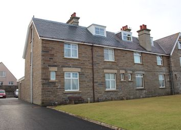 Thumbnail 3 bed end terrace house for sale in Cromwell Road, Kirkwall, Orkney