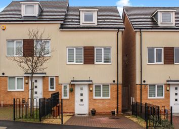 Thumbnail 3 bed semi-detached house for sale in Hackett Drive, Dudley