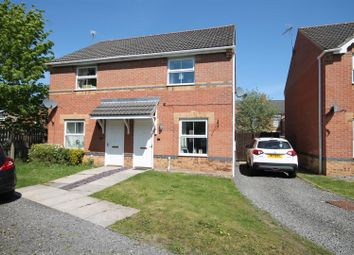 Thumbnail 2 bedroom semi-detached house for sale in Woodland View, Shildon