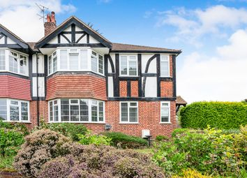 Thumbnail 2 bed flat for sale in The Spinney London Road, Cheam, Sutton
