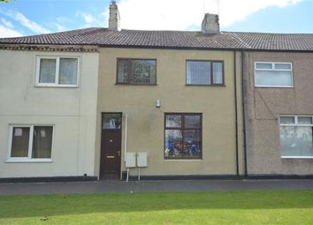 Thumbnail 2 bed terraced house for sale in East Green, West Auckland, Bishop Auckland