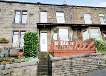 Thumbnail 4 bed terraced house for sale in Henshaw Road, Todmorden