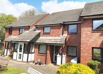 Thumbnail 2 bed flat for sale in Fairhaven Court, Egham