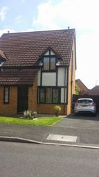 Thumbnail 2 bed semi-detached house to rent in Hadleigh Court, Coxhoe, Durham, County Durham