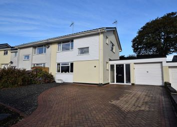 Thumbnail 3 bed semi-detached house for sale in Courtlands Road, Tavistock