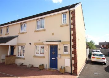 Thumbnail 2 bed terraced house for sale in Parc Panteg, Griffithstown, Pontypool