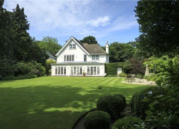 Thumbnail 5 bed detached house for sale in Edgecoombe Close, Warren Road