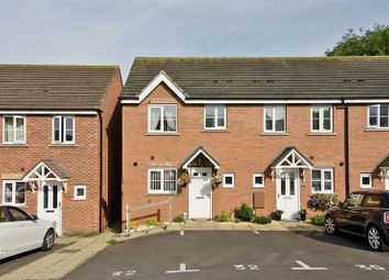 Thumbnail 3 bed property for sale in Levett Grange, Rugeley