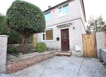 Thumbnail 3 bed semi-detached house for sale in Graig Park Road, Malpas, Newport