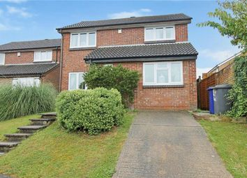 Thumbnail 4 bed detached house for sale in Rockall Close, Haverhill