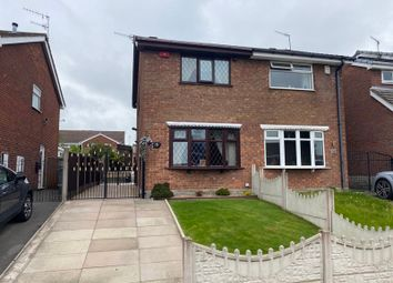 2 bed semi-detached house for sale in Farnworth Road, Weston Park, Stoke On Trent, Staffordshire ST3