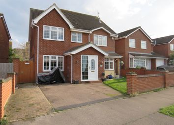 Thumbnail 5 bed detached house for sale in Wharfedale, Carlton Colville, Lowestoft