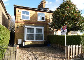 Thumbnail 3 bed semi-detached house for sale in Nightingale Lane, London