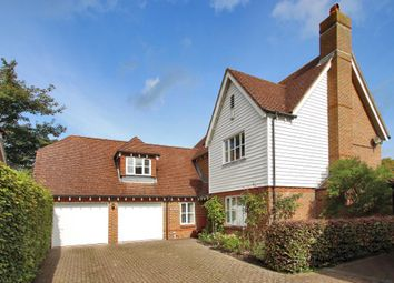 Thumbnail 5 bed detached house for sale in Mcmichaels Way, Hurst Green, East Sussex