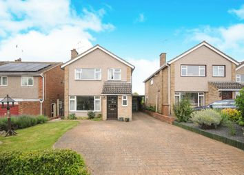 Thumbnail 4 bed detached house for sale in Chichester Drive, Chelmsford