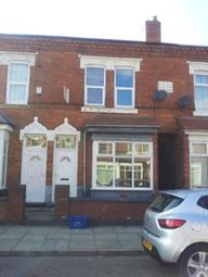 Thumbnail 4 bed terraced house to rent in Manilla Road, Birmingham