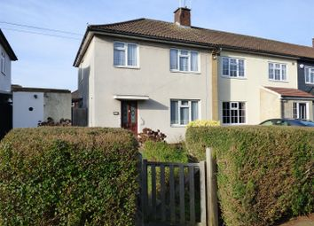 Thumbnail 3 bed end terrace house for sale in Wansford Park, Borehamwood