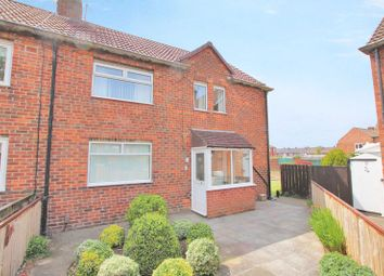 Thumbnail 3 bed end terrace house for sale in Queens Road, Loftus, Saltburn-By-The-Sea
