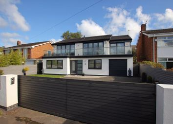 5 bed detached house for sale in Davenport Road, Lower Heswall, Wirral CH60