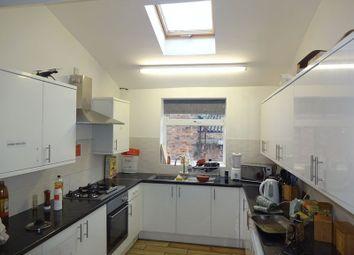 Thumbnail 6 bedroom semi-detached house to rent in Lenton Boulevard, Lenton, Nottingham