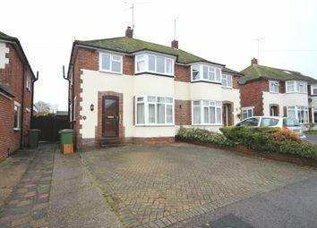Thumbnail 3 bed semi-detached house for sale in Farm Avenue, Horsham