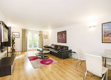 Thumbnail 1 bed flat to rent in Admiral Lodge, London