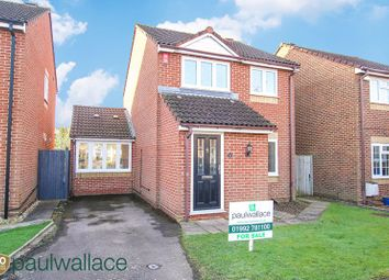 3 bed detached house for sale in Helens Gate, Thomas Rochford Way, Cheshunt, Waltham Cross EN8