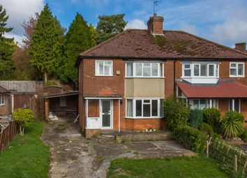 Thumbnail 3 bed semi-detached house for sale in Chequers Hill, Amersham, Buckinghamshire
