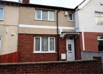 Thumbnail 3 bed terraced house for sale in Balfour Road, Doncaster