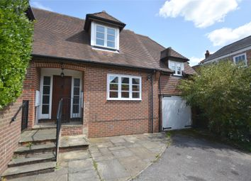 Thumbnail 3 bedroom detached house for sale in St. Thomas Park, Lymington, Hampshire