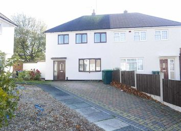 Thumbnail 3 bedroom semi-detached house to rent in St. Peters Close, Tipton
