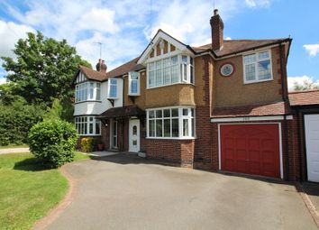 Thumbnail 5 bedroom semi-detached house for sale in Cannon Hill Road, Coventry