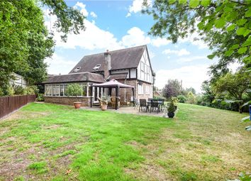 Thumbnail 3 bed detached house for sale in Sandhills, Knowl Hill, Reading