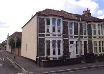 Thumbnail 3 bed end terrace house to rent in Queens Road, St. George, Bristol