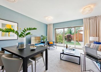 Thumbnail 2 bed mews house for sale in St Georges Gate - The Lister, Hebdon Road, London