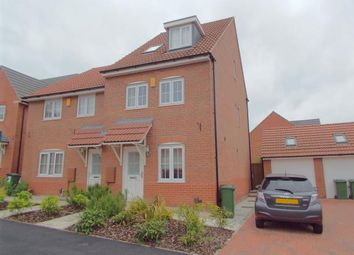 Thumbnail 3 bed semi-detached house for sale in Birch Lane, Glenfield, Leicester, Leicestershire