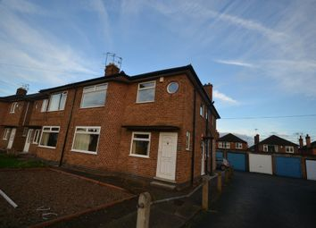 Thumbnail 2 bedroom maisonette to rent in Redbourne Drive, Nottingham