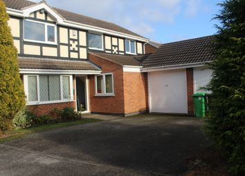 Thumbnail 4 bed detached house to rent in Hallowell Drive, Wollaton