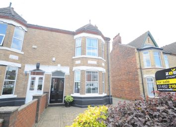 Thumbnail 4 bed semi-detached house for sale in Ings Road, Hull