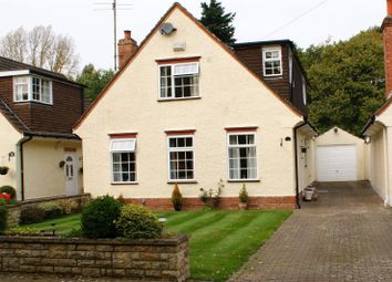 Thumbnail 3 bedroom detached house for sale in Western Avenue, Woodley, Reading, Berkshire