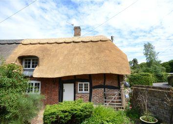 Thumbnail 1 bed semi-detached house for sale in Howe Combe Farm Cottages, Howe Road, Watlington