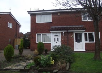 Thumbnail 2 bed property to rent in Hoxton Close, Bredbury
