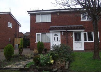 Thumbnail 2 bed property to rent in Hoxton Close, Bredbury