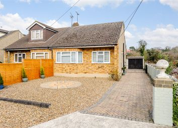Thumbnail 2 bed semi-detached bungalow for sale in Oak Avenue, Crays Hill, Billericay, Essex
