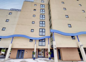 Thumbnail 1 bed flat for sale in Wards Wharf Approach, Royal Docks, London