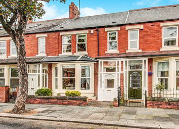 Thumbnail 3 bed terraced house for sale in Gladstone Avenue, Whitley Bay