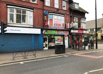 Thumbnail Retail premises for sale in Manchester M19, UK