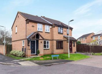 Thumbnail 2 bedroom semi-detached house for sale in Pilgrim Close, Abbeymead, Gloucester, Gloucestershire