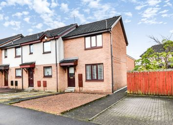 Thumbnail 2 bed end terrace house for sale in Spinners Gardens, Paisley