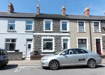 Thumbnail 3 bed terraced house for sale in Harold Street, Cardiff, Caerdydd